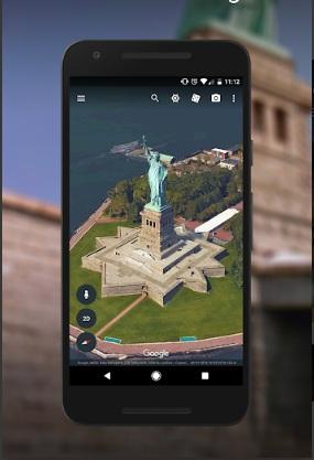 تحميل تطبيق Google Earth للاندرويد
