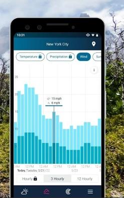 تحميل برنامج الطقس برو WeatherPro للاندرويد